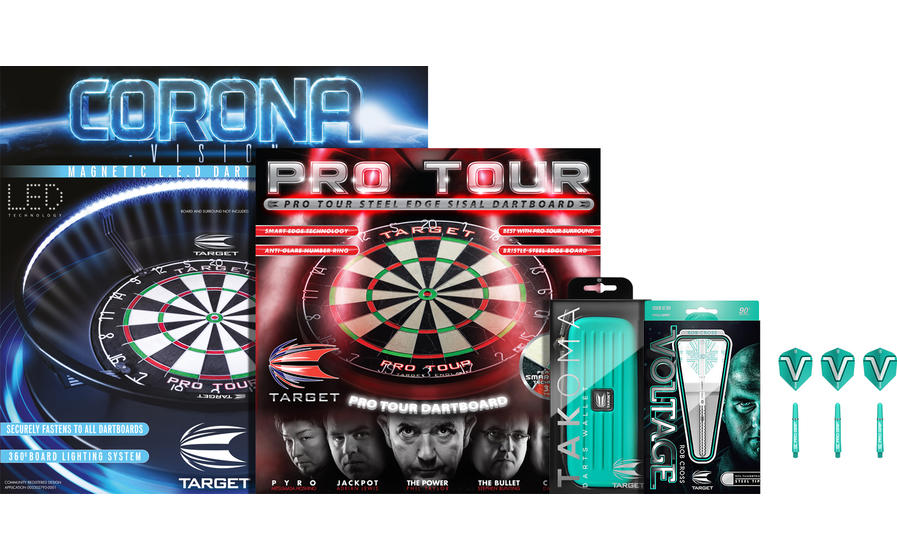 ROB CROSS PRO KIT BUNDLE