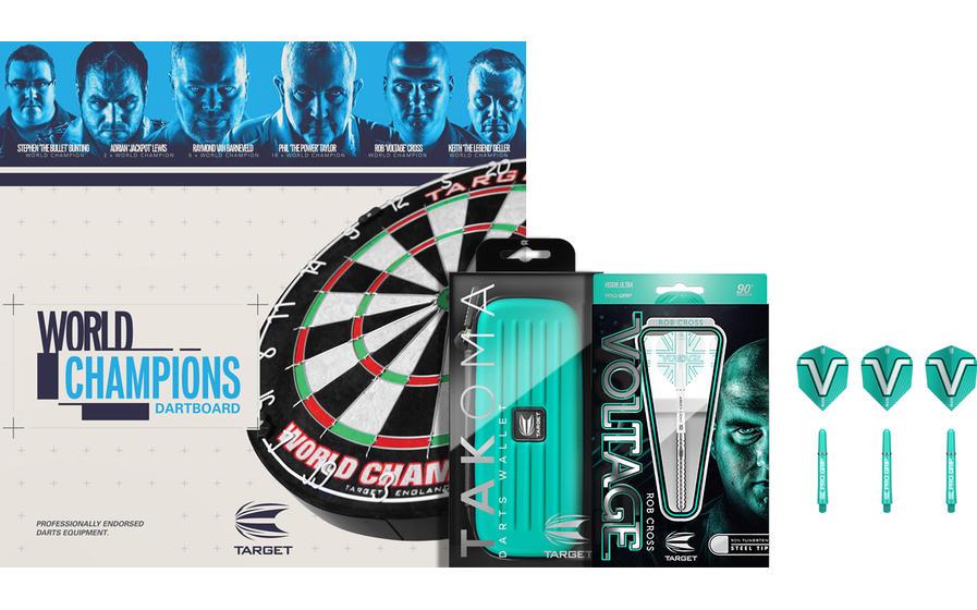 Rob Cross Starter Dart Kit