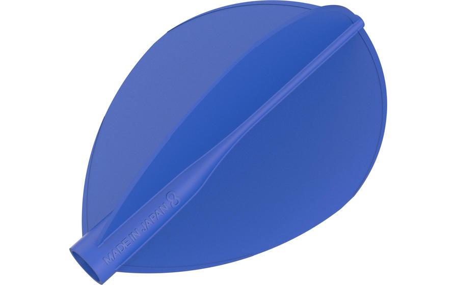 8 Flight Blue Teardrop