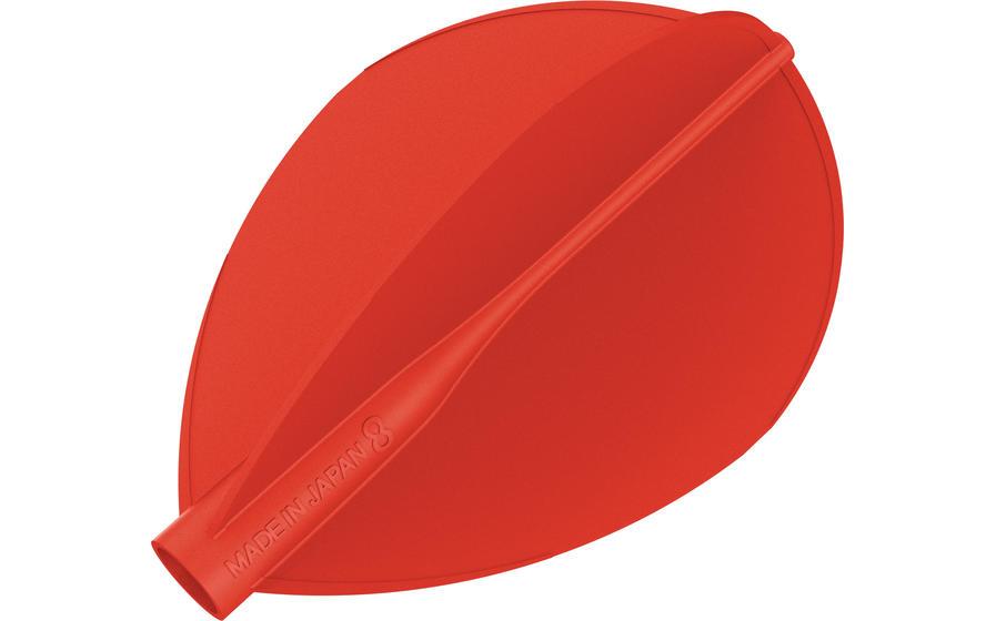 8 Flight Red Teardrop