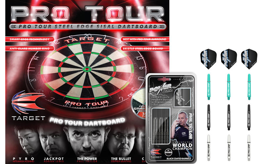 Home Darts Starter Kit