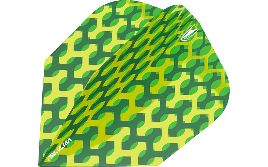 Fabric Pro.Ultra Green Ten X Flight