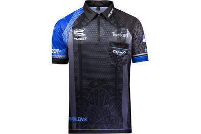 Official Adrian Lewis Generation 3 Playing Shirt - Front View