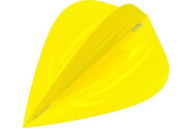 ID PRO. Ultra Yellow Kite Flight