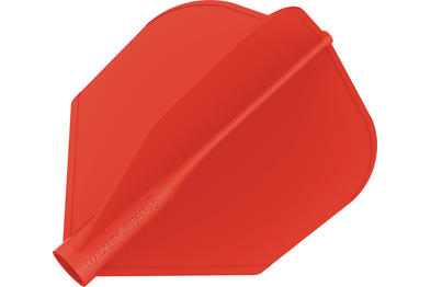 8 Flight Red No.6 Shape