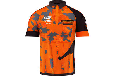 Official Raymond Van Barneveld Generation 3 Playing Shirt