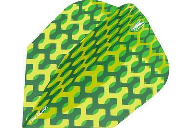 Fabric Green Ten X Flight