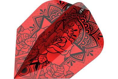 INK RED No.6 FLIGHT