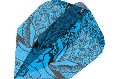 INK PRO BLUE NO6 FLIGHT