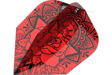INK PRO RED TEN-X FLIGHT