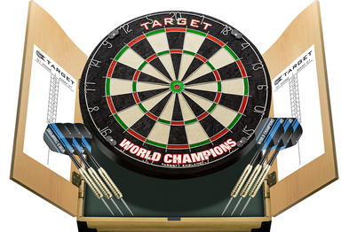 World Champions Home Cabinet Set