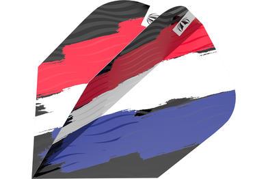 Netherlands Flag Ten-X  Flight