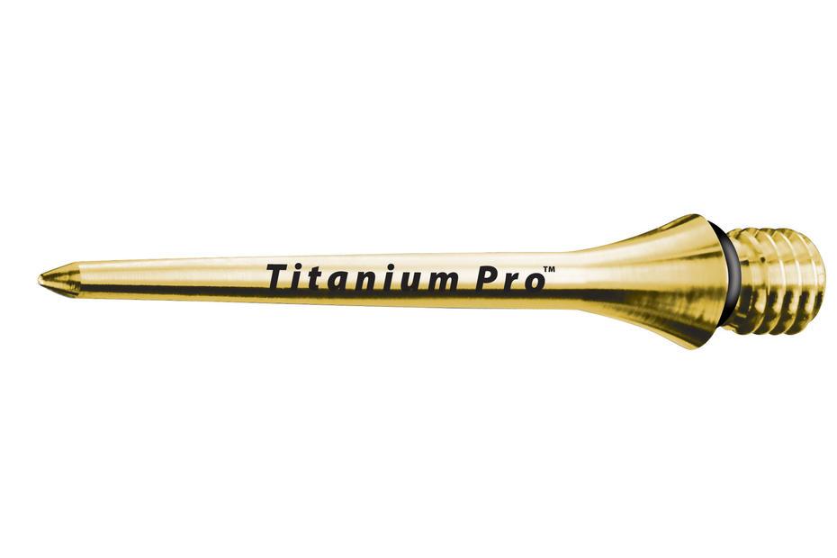 Titanium Conversion Point - Gold