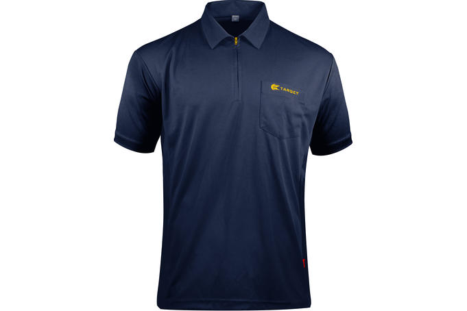 Coolplay Shirt navy Blue - front view