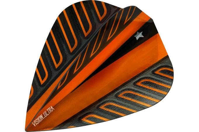 Rob Cross Voltage Flight Orange Kite