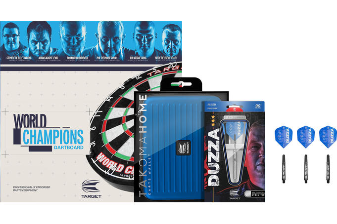 Glen Durrant Starter Kit Bundle