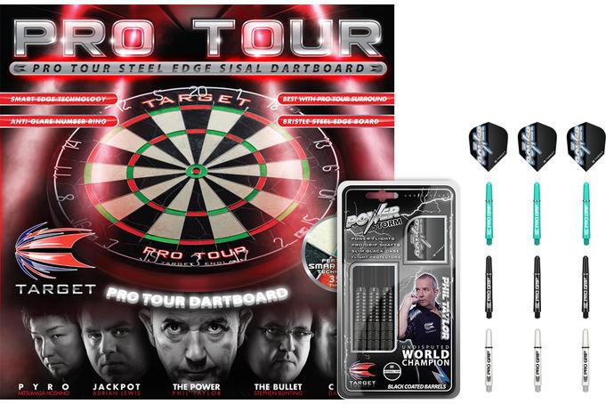 Home Darts Starter Kit