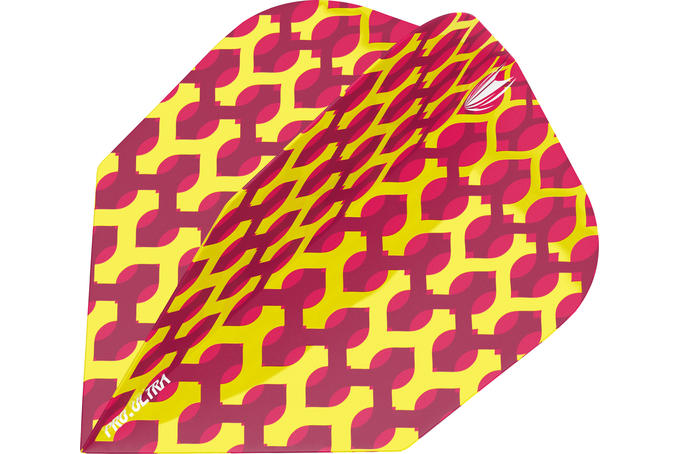 Fabric Pro.Ultra Yellow Ten X Flight