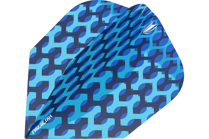 Fabric Pro.Ultra Blue Ten X Flight