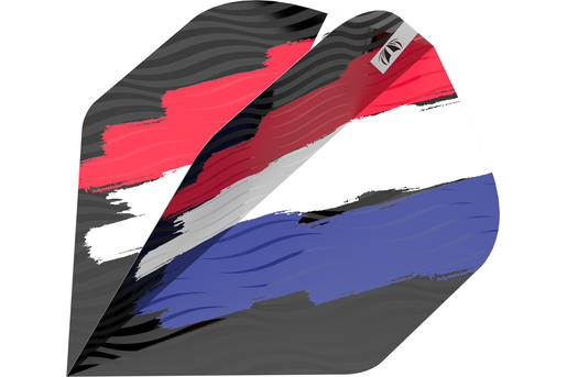Netherlands Flag No.2 Flight