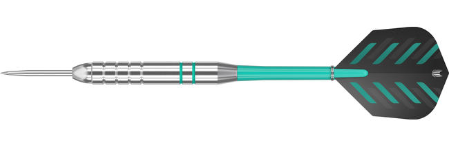Rob Cross Silver Voltage Steel Tip Dart