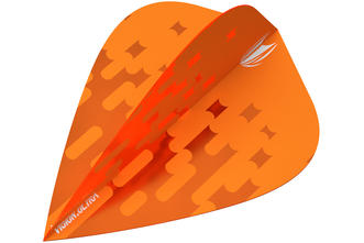 Arcade Orange Kite Flight