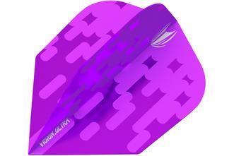 Arcade Purple Ten-X Flight