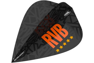 Raymond Van Barneveld G2 Kite Flight