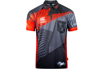 Phil Taylor Generation 3 Playing Shirt - Front View