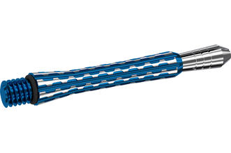 Cortex Titanium Shaft Blue