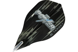 Phil Taylor Power Edge Black Flight