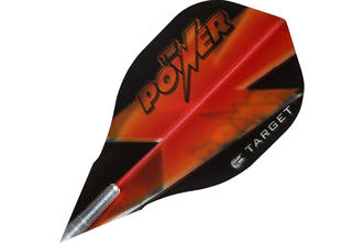 Phil Taylor Power Edge Red Flight