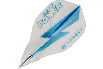 Phil Taylor Power Edge White Flight