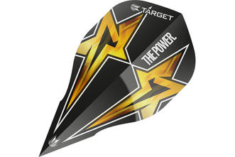 Phil Taylor Power Star Black Flight