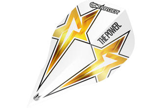 Phil Taylor Power Star White Flight