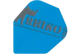 Rhino Blue Flights