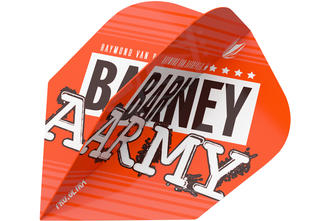 Raymond Van Barneveld Barney Army Orange Ten-X