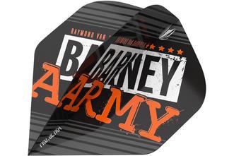 Raymond Van Barneveld Barney Army Black NO.2