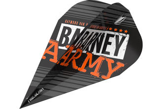Raymond Van Barneveld Barney Army Black Vapor Flight