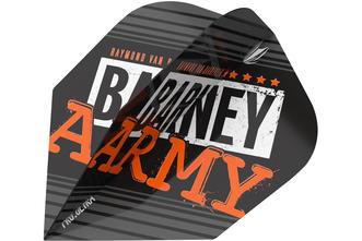 Raymond Van Barneveld Barney Army Black Ten-X Flight