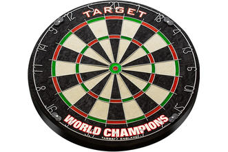 World Champions Dartboard