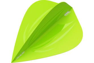 ID Lime Green Kite Flight