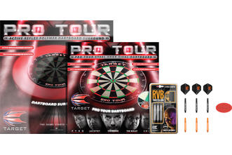 Home Darts Professional Kit