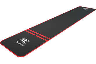World Champion Dart Mat - Red Trim