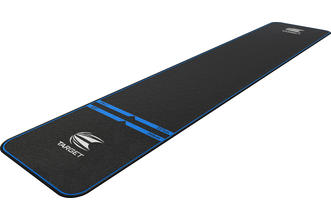 World Champion Dart Mat - Blue Trim