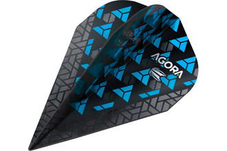 Agora Flight Blue Vapor