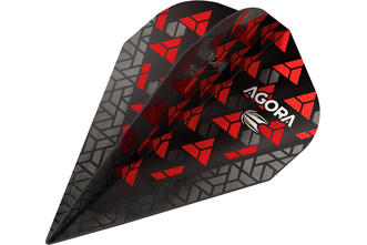 Agora Flight Red Vapor