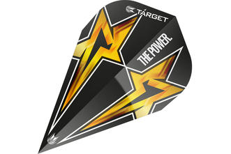 Phil Taylor Power Star Black Vapor Flight