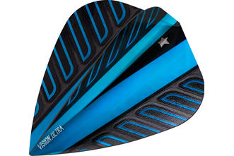 Rob Cross Voltage Flight Blue Kite