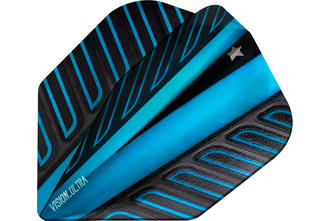 Rob Cross Voltage Flight Blue No.6